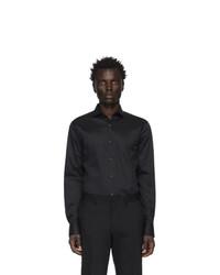 Мужская черная рубашка с длинным рукавом от Tiger of Sweden