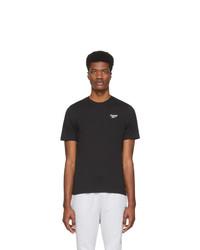 Мужская черная футболка с круглым вырезом от Reebok Classics