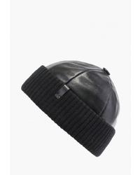 Мужская черная шапка от Antar