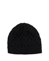 Женская черная шапка от Baon