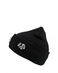 Женская черная шапка от Be...
