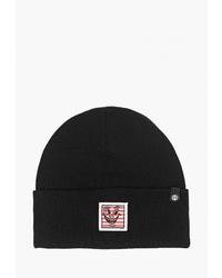 Мужская черная шапка от Element