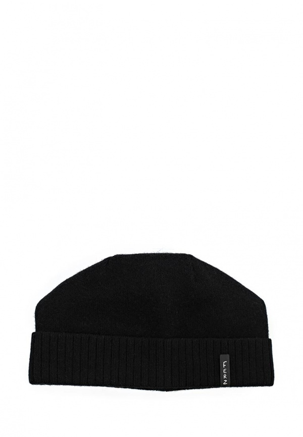 Мужская черная шапка от Ferz