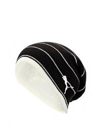 Мужская черная шапка от Puma