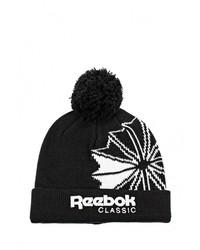 Мужская черная шапка от Reebok Classics