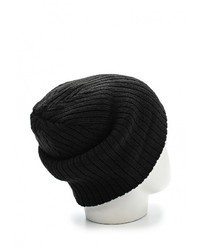 Мужская черная шапка от Topman