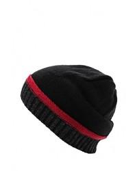 Мужская черная шапка от Venera