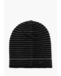 Мужская черная шапка от Vilermo