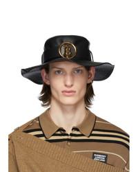 Мужская черная шляпа от Burberry