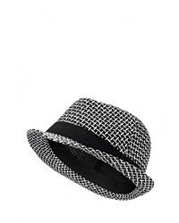 Женская черная шляпа от Canoe