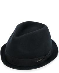 Мужская черная шляпа от DSQUARED2