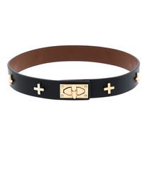 Черное ожерелье-чокер от Givenchy