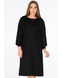Женское черное пальто от Katerina Bleska & Tamara Savin