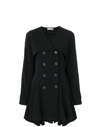 Черное платье-смокинг от JW Anderson