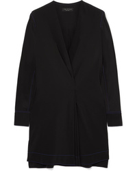 Черное платье-смокинг от Rag & Bone