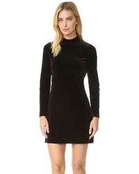 Черное платье от Rebecca Minkoff
