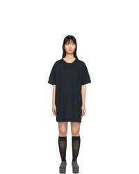 Черное повседневное платье от Raquel Allegra