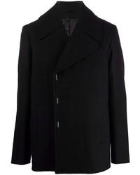 Черное полупальто от Givenchy