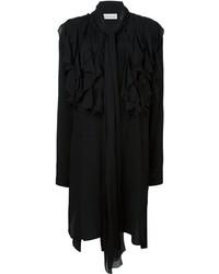 Черное шелковое платье от Faith Connexion