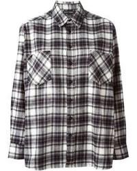 классическая рубашка medium 100654