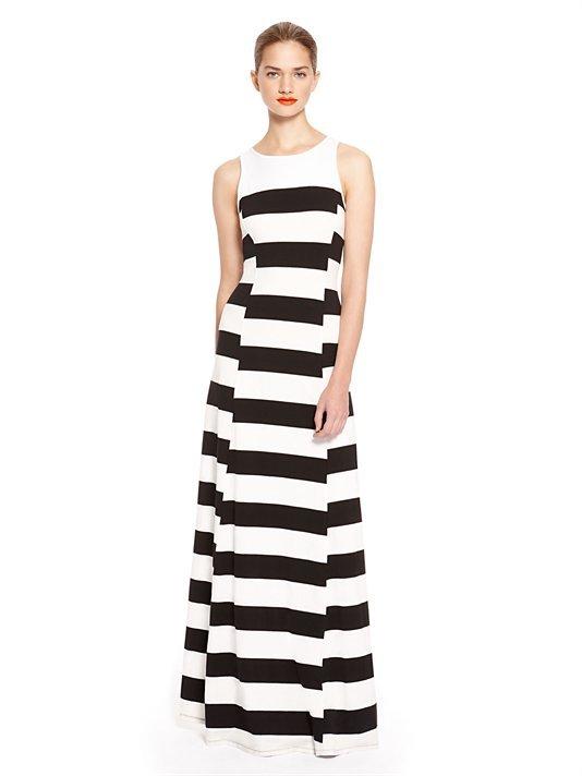 Платье белое dkny