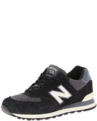 Черно-белые кроссовки