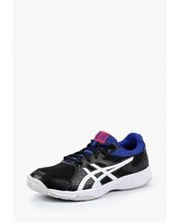Женские черно-белые кроссовки от Asics