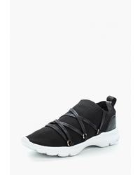 Женские черно-белые кроссовки от Berkonty