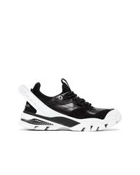Женские черно-белые кроссовки от Calvin Klein 205W39nyc