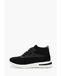 Женские черно-белые кроссовки от Chezoliny