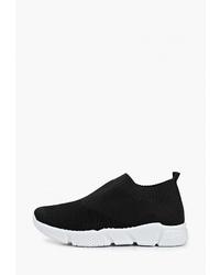 Женские черно-белые кроссовки от Crosby