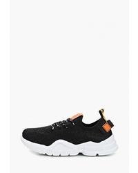 Женские черно-белые кроссовки от Francesco Donni