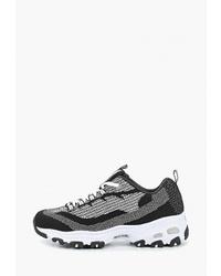 Женские черно-белые кроссовки от Pierre Cardin
