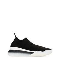 Женские черно-белые кроссовки от Stella McCartney