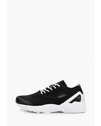 Женские черно-белые кроссовки от Strobbs