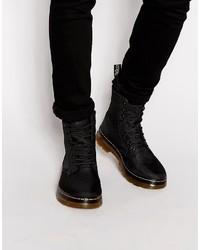 Мужские черные ботинки от Dr. Martens