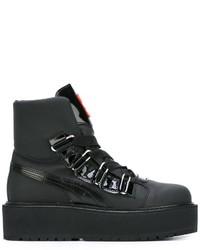 Мужские черные ботинки от Puma