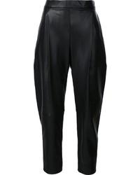 Женские черные брюки-галифе от Vince