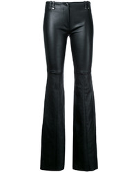 Черные брюки-клеш от Plein Sud Jeans