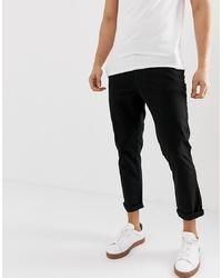 Черные брюки чинос от ASOS DESIGN