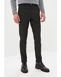 Черные брюки чинос от BAWER