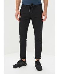 Черные брюки чинос от BLUE MONKEY