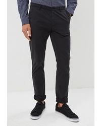 Черные брюки чинос от BOSS HUGO BOSS