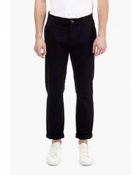 Черные брюки чинос от Burton Menswear London