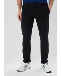 Черные брюки чинос от Colin's