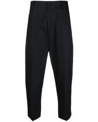 Черные брюки чинос от Costumein