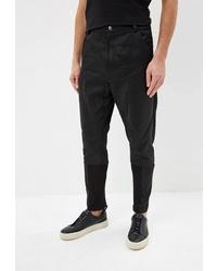 Черные брюки чинос от Dich