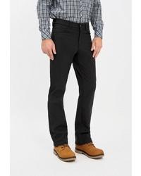 Черные брюки чинос от F5