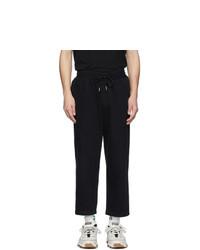 Черные брюки чинос от Han Kjobenhavn