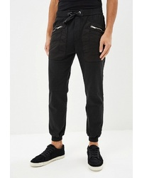 Черные брюки чинос от Iceberg
